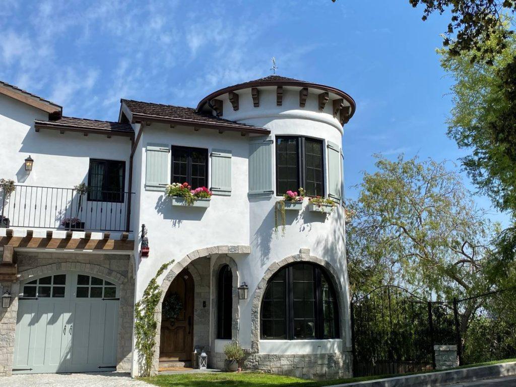 Spanish Style House