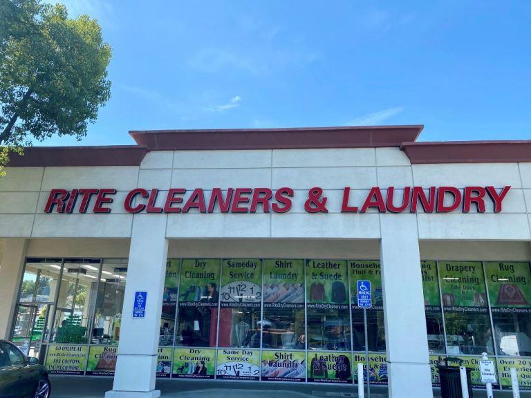 Rite Cleaners outside view