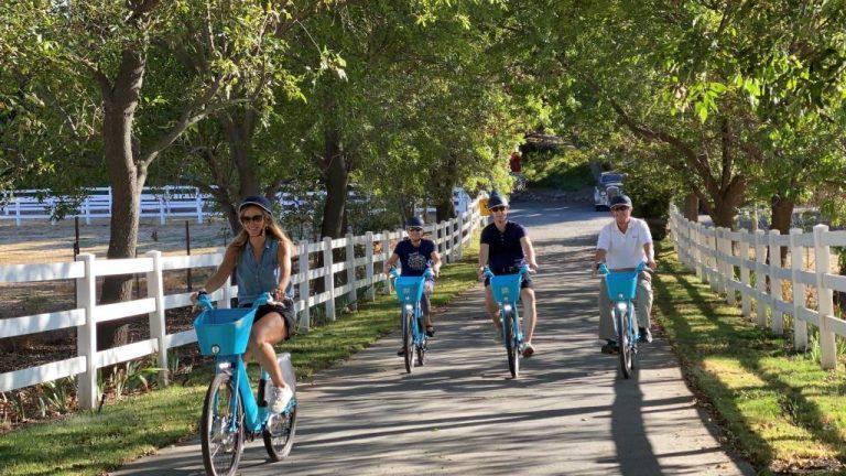 Malibu Winery Bike Tour