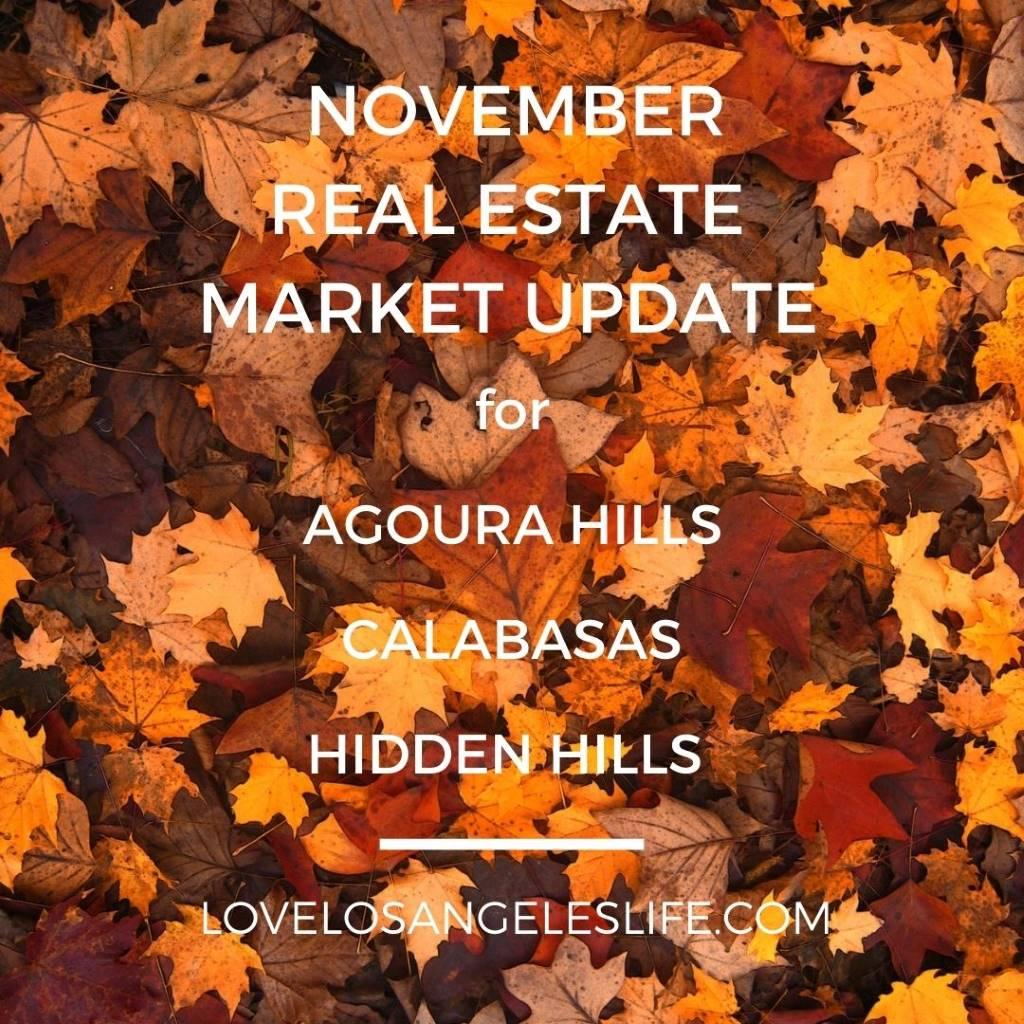 Nov2020 Real Estate Update Stats