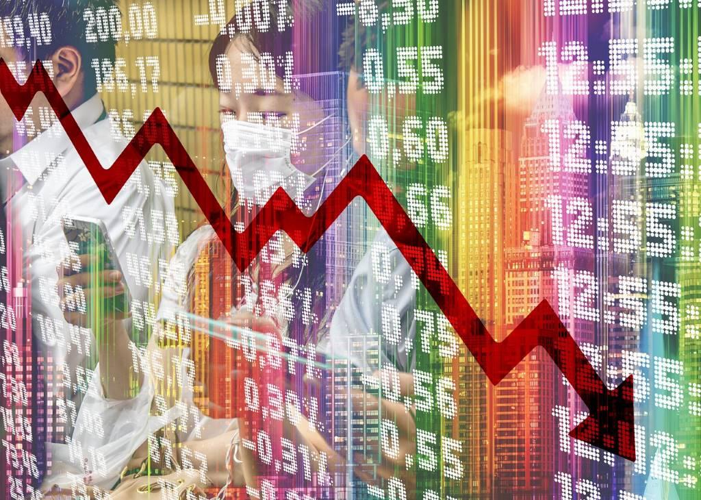 stock-exchange graphic