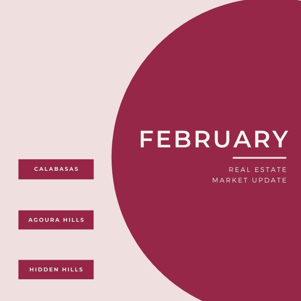 February Real Estate Update Cover