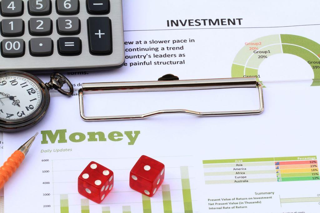 Calculator-Stopwatch-Dice-Investment
