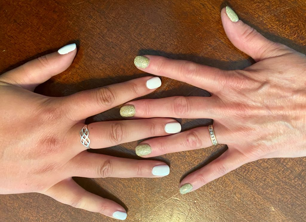 Nails Done by Creative Touch Nail Salon