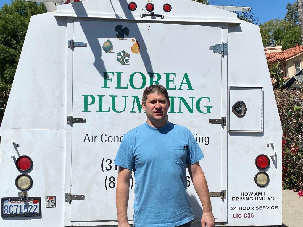 Florea Plumbing's Simon