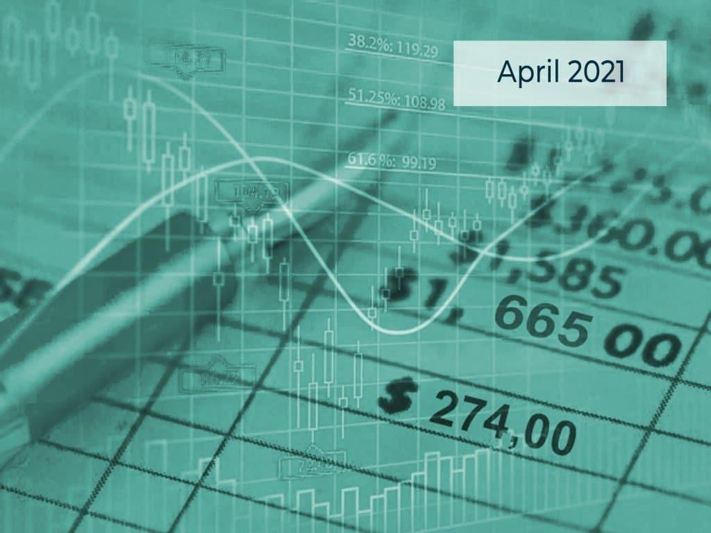Economic Update Graph for April2021
