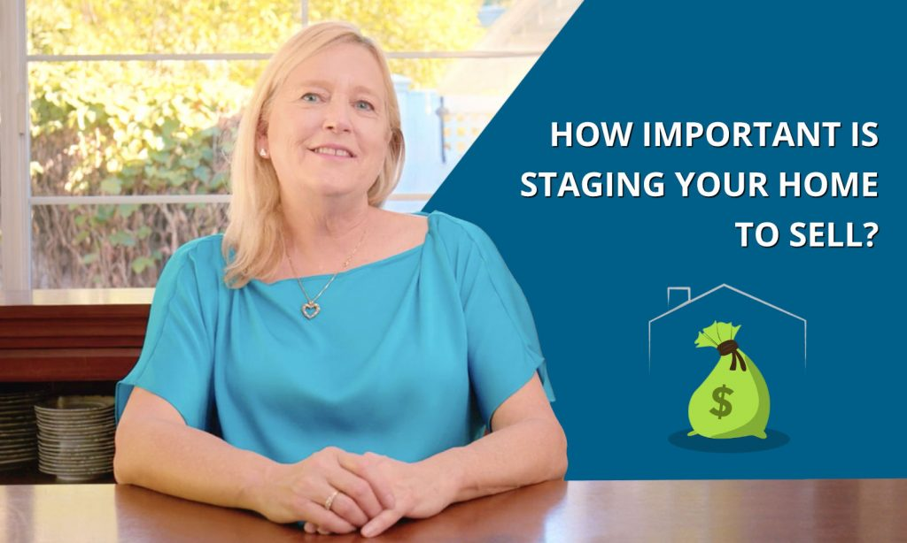 How Important is Staging Your Home to Sell?