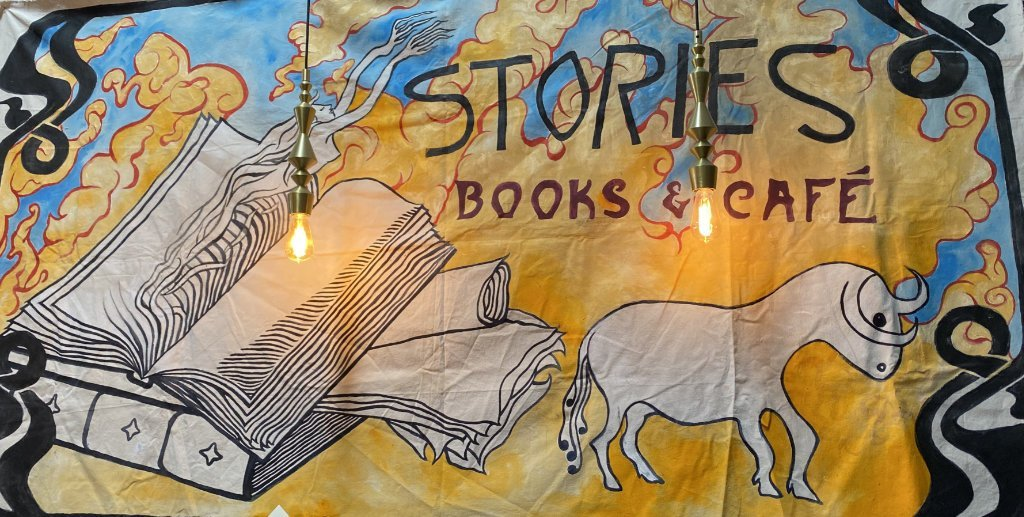 Stories Books & Café