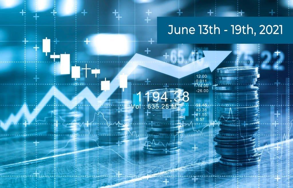 Blue Finance Graph 06192021