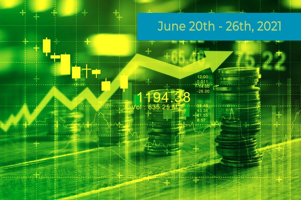 Green-colored Finance Graph