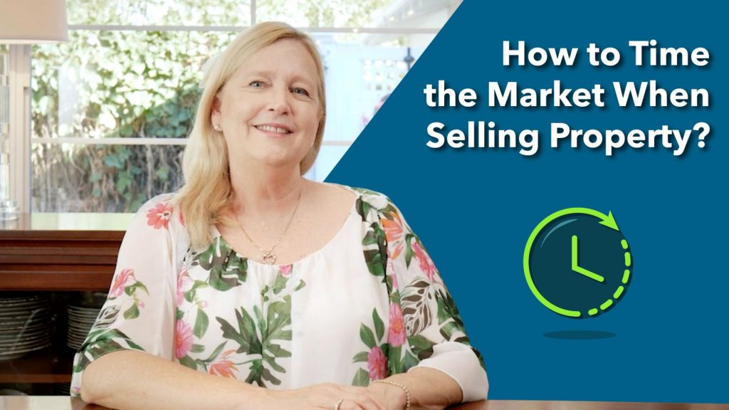 How to Time the Market when Selling Property thumbnail