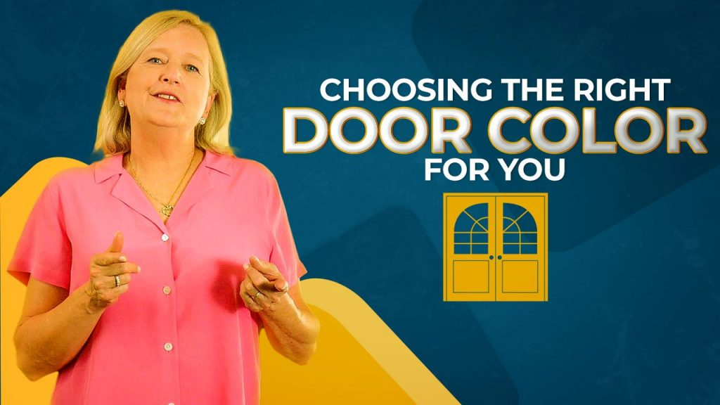 How to choose the reight door color