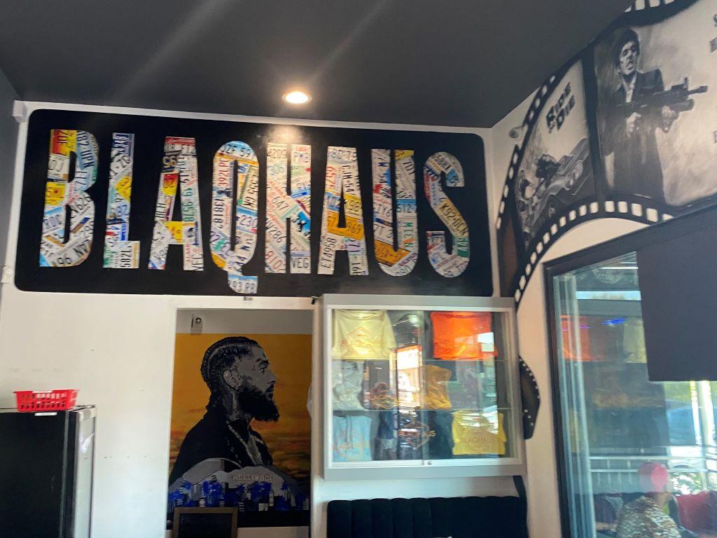 Blaqhaus interior