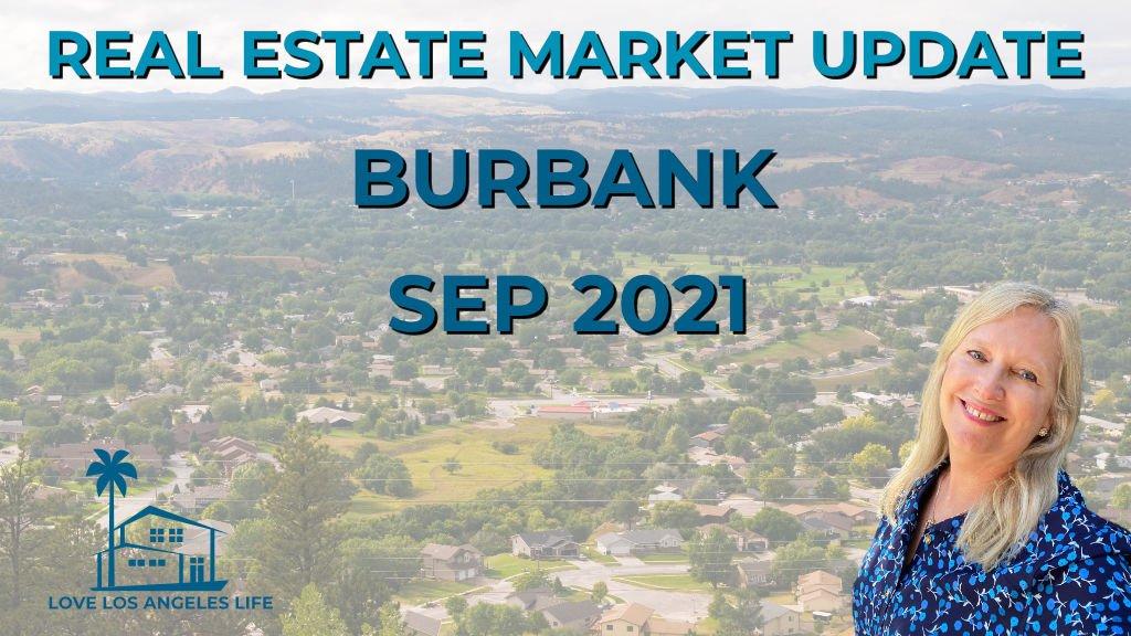 Burbank market update cover