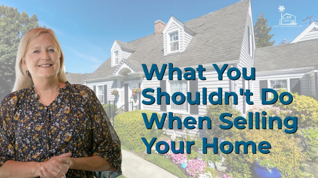 What You Shouldn't Do When Selling Your Home thumbnail