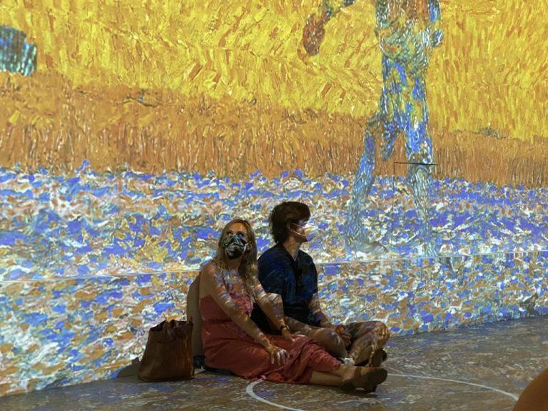 Immersive Van Gogh Exhibit LA