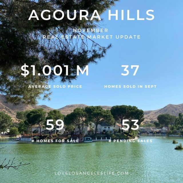 Agoura Hills Nov2020 RE Update