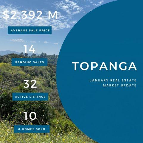 Market Update Topanga 01122021
