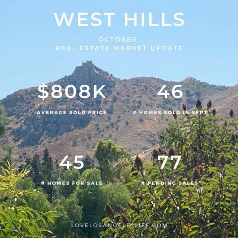 October 2020-West Hills-Real Estate Report